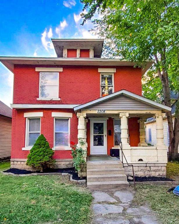 2208 N 14th 1/2 Street, Terre Haute, IN 47804 (MLS #21798757) :: Mike Price Realty Team - RE/MAX Centerstone