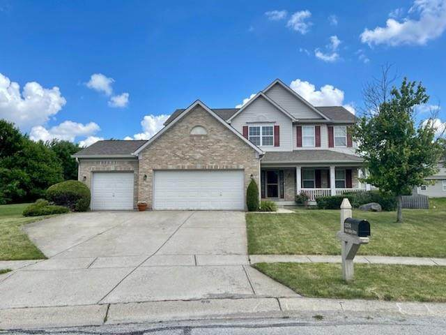 11204 Deer Valley Drive, Indianapolis, IN 46229 (MLS #21799114) :: AR/haus Group Realty