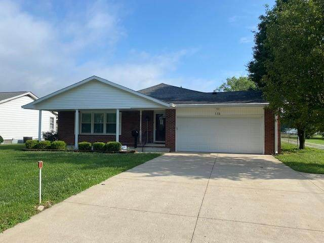 115 E Harrison Drive, Seymour, IN 47274 (MLS #21799132) :: Mike Price Realty Team - RE/MAX Centerstone