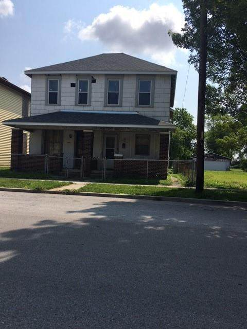 1423 S Reisner Street, Indianapolis, IN 46221 (MLS #21799701) :: Mike Price Realty Team - RE/MAX Centerstone
