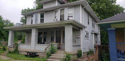 3115 Central Avenue, Indianapolis, IN 46205 (MLS #21799764) :: The Evelo Team