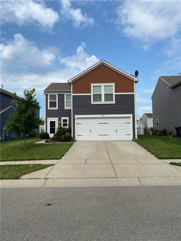 919 Olmsted Court, Shelbyville, IN 46176 (MLS #21799896) :: Heard Real Estate Team | eXp Realty, LLC