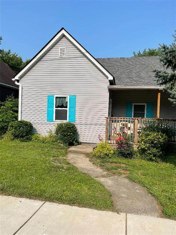 1101 S Noble Street, Shelbyville, IN 46176 (MLS #21800072) :: Mike Price Realty Team - RE/MAX Centerstone