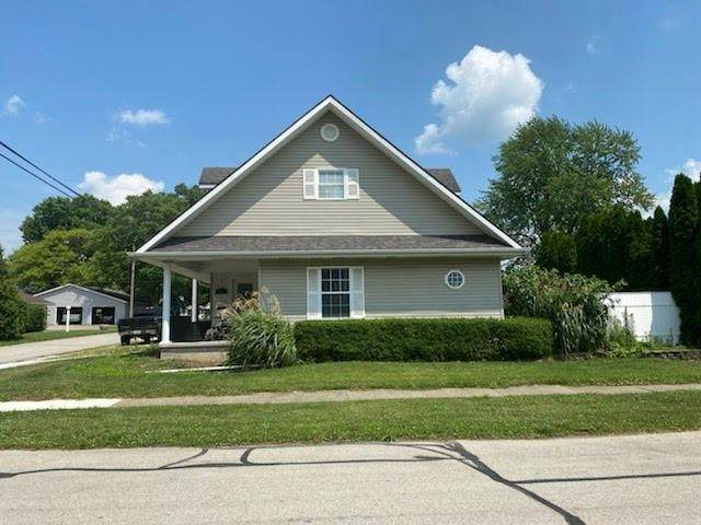 357 N Plum Street, Albany, IN 47320 (MLS #21800187) :: Mike Price Realty Team - RE/MAX Centerstone