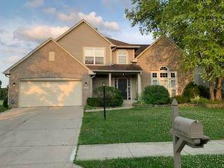4747 Arabian Run, Indianapolis, IN 46228 (MLS #21800683) :: Mike Price Realty Team - RE/MAX Centerstone