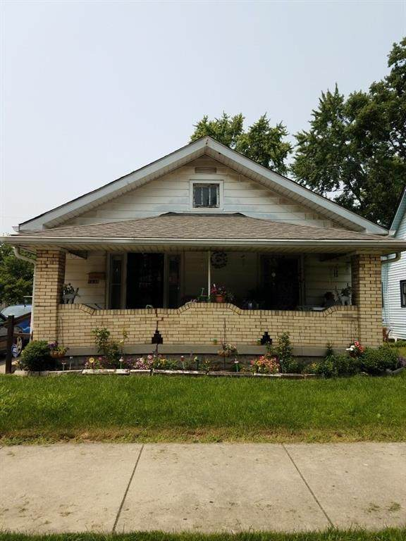 1034 N Warman Avenue, Indianapolis, IN 46222 (MLS #21801002) :: Mike Price Realty Team - RE/MAX Centerstone