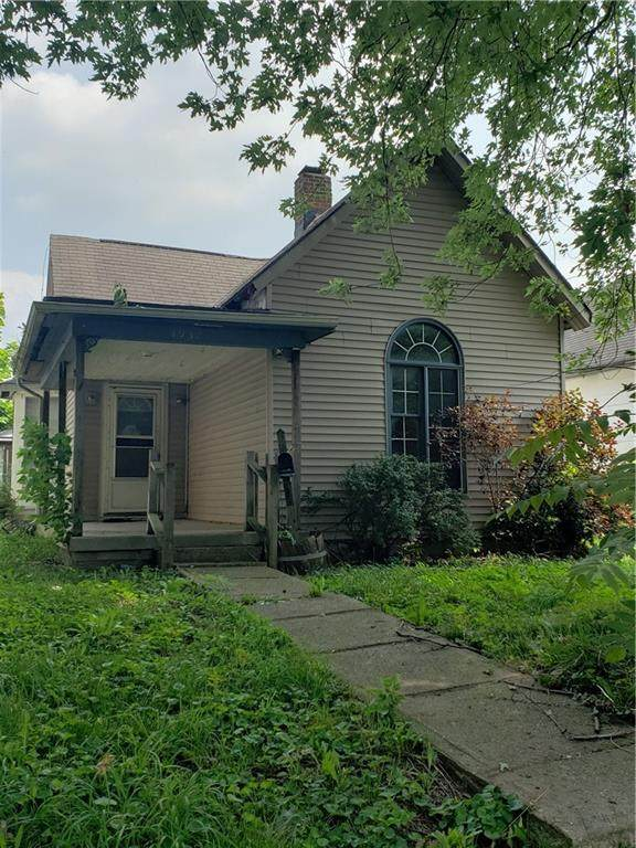 1932 Walnut Street, Anderson, IN 46016 (MLS #21801009) :: Mike Price Realty Team - RE/MAX Centerstone