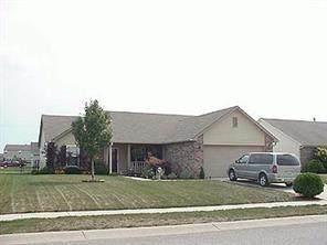 731 S Cypress Drive, Greenwood, IN 46143 (MLS #21801049) :: David Brenton's Team