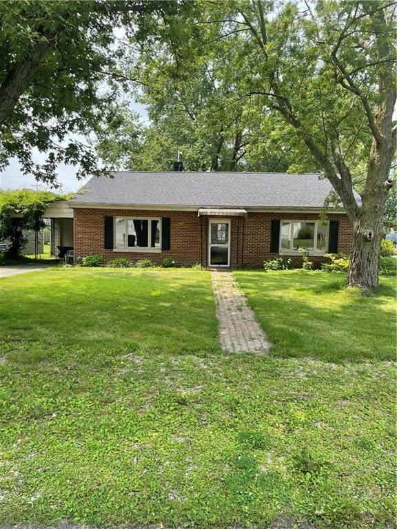2813 N Virginia Avenue, Muncie, IN 47303 (MLS #21801321) :: The Indy Property Source