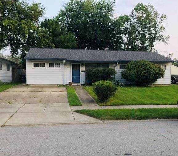 6707 E 52nd Street, Indianapolis, IN 46226 (MLS #21801402) :: Richwine Elite Group