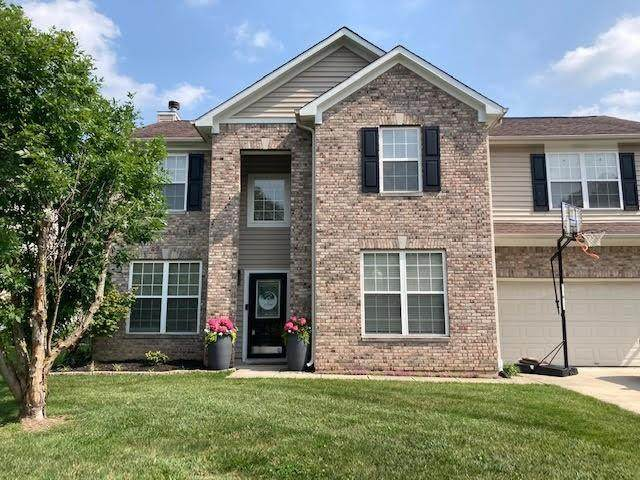 17080 Bittner Way, Noblesville, IN 46062 (MLS #21801461) :: The Indy Property Source