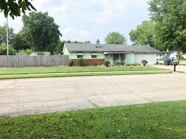 508 Iroquois Drive, Anderson, IN 46012 (MLS #21801609) :: The Indy Property Source