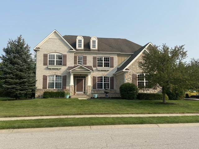 6479 Southern Oak, Brownsburg, IN 46112 (MLS #21801629) :: The Indy Property Source