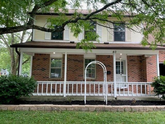 40 Crestview Drive, Greenwood, IN 46143 (MLS #21801936) :: Pennington Realty Team