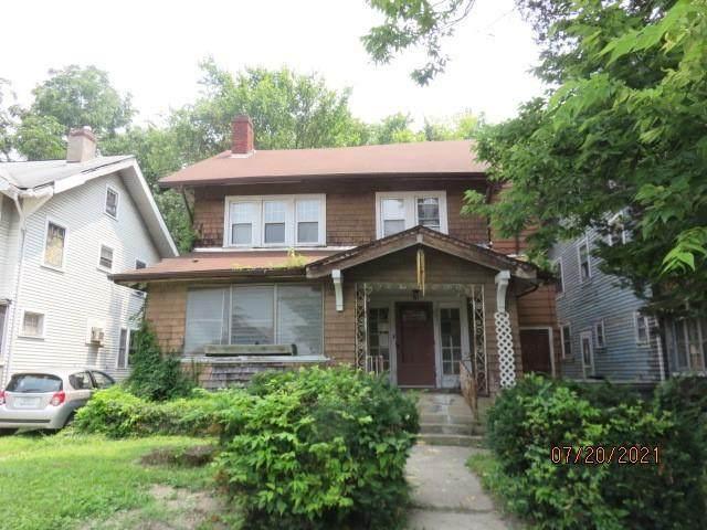 3531 N Carrollton Avenue, Indianapolis, IN 46205 (MLS #21802273) :: JM Realty Associates, Inc.