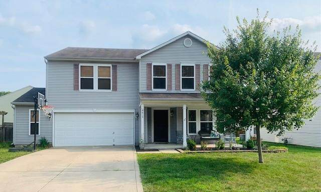 8615 Belle Union Drive, Camby, IN 46113 (MLS #21802366) :: Mike Price Realty Team - RE/MAX Centerstone