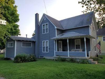 316 E State Street, Pendleton, IN 46064 (MLS #21802665) :: RE/MAX Legacy