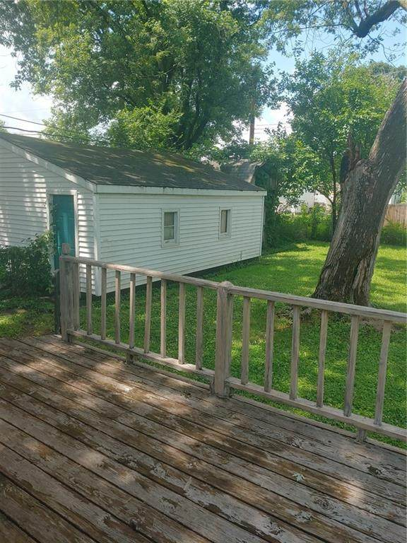 350 S Vine Street, Indianapolis, IN 46241 (MLS #21802747) :: Mike Price Realty Team - RE/MAX Centerstone