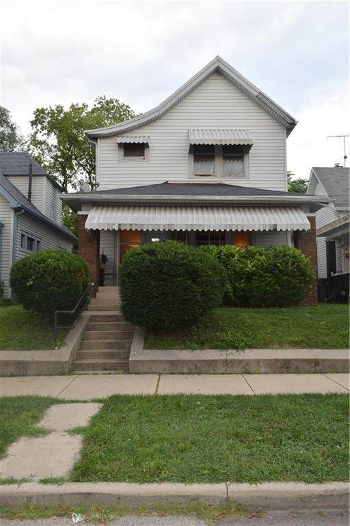 1433 Union Street, Indianapolis, IN 46225 (MLS #21802952) :: AR/haus Group Realty