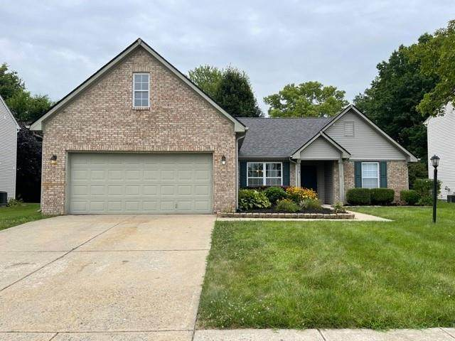 7934 Grand Gulch Drive, Indianapolis, IN 46239 (MLS #21802973) :: Pennington Realty Team