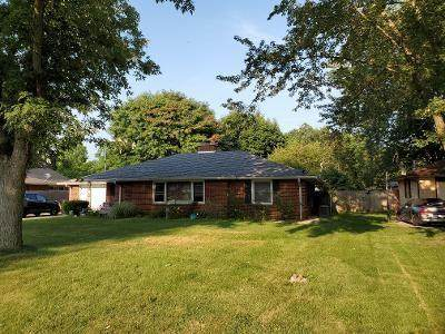 1608 Edgewood Drive, Anderson, IN 46011 (MLS #21803014) :: RE/MAX Legacy