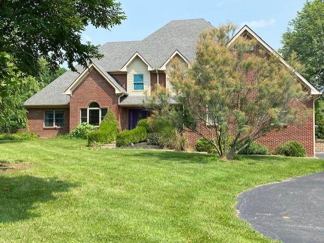 10322 N Serenity Lane, Mooresville, IN 46158 (MLS #21803015) :: Mike Price Realty Team - RE/MAX Centerstone