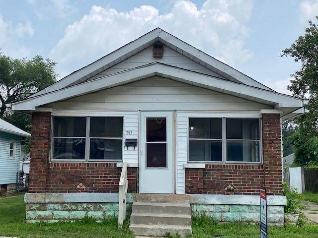 1929 Mansfield Street, Indianapolis, IN 46202 (MLS #21803047) :: The Evelo Team