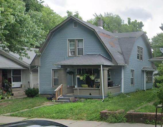 421 N Gladstone Ave, Indianapolis, IN 46201 (MLS #21803271) :: Pennington Realty Team