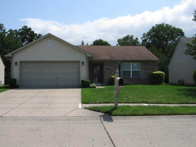 6125 Tammin Drive, Indianapolis, IN 46254 (MLS #21803273) :: Heard Real Estate Team | eXp Realty, LLC