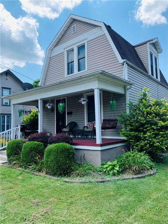 15 S Miller Street, Shelbyville, IN 46176 (MLS #21803339) :: Dean Wagner Realtors