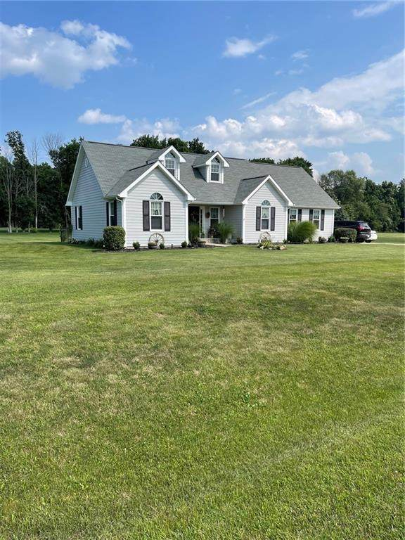 7536 Hyland Meadows Drive, Knightstown, IN 46148 (MLS #21803474) :: Mike Price Realty Team - RE/MAX Centerstone