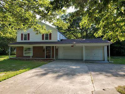 1808 Raible Avenue, Anderson, IN 46011 (MLS #21803737) :: The Evelo Team