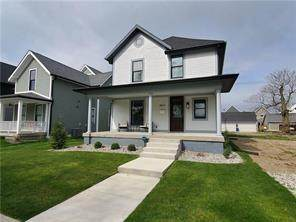1612 N New Jersey Street, Indianapolis, IN 46202 (MLS #21803943) :: Anthony Robinson & AMR Real Estate Group LLC