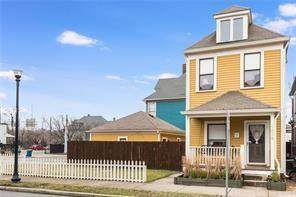 1019 Central Avenue, Indianapolis, IN 46202 (MLS #21803989) :: Anthony Robinson & AMR Real Estate Group LLC