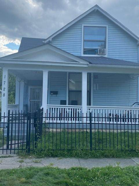 1728 Spruce Street, Indianapolis, IN 46203 (MLS #21804209) :: Pennington Realty Team