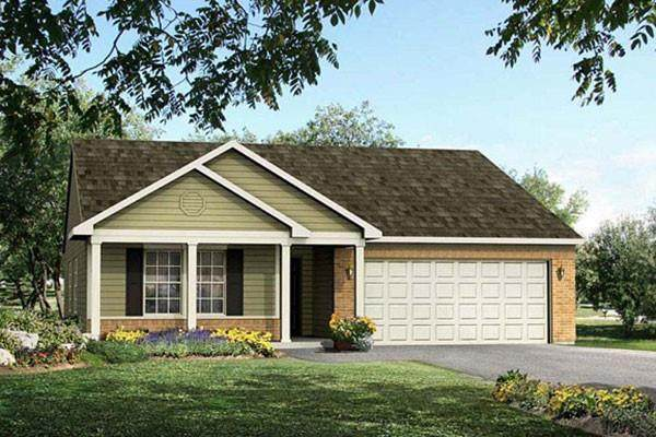 1475 Lexington Trail, Greenfield, IN 46140 (MLS #21804672) :: Mike Price Realty Team - RE/MAX Centerstone