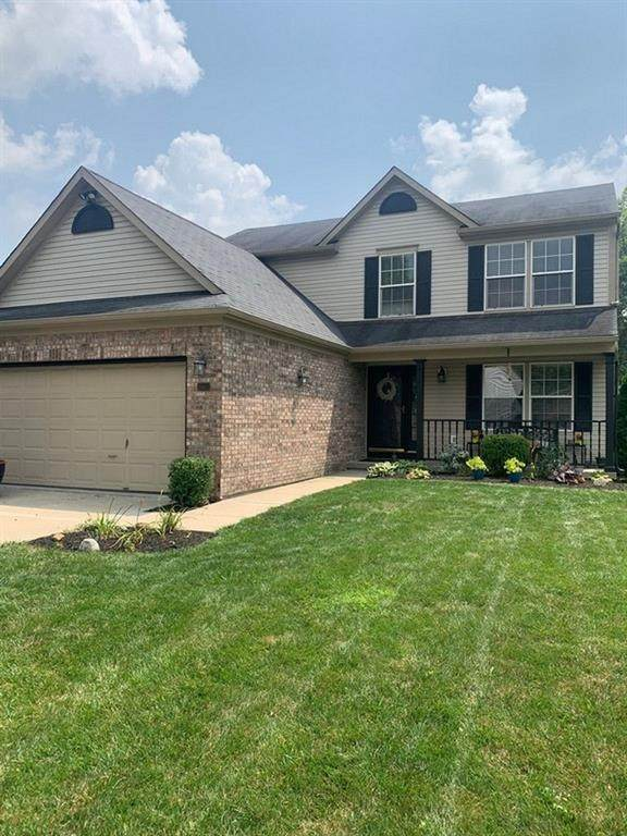 10421 Cerulean Drive, Noblesville, IN 46060 (MLS #21804797) :: The Evelo Team