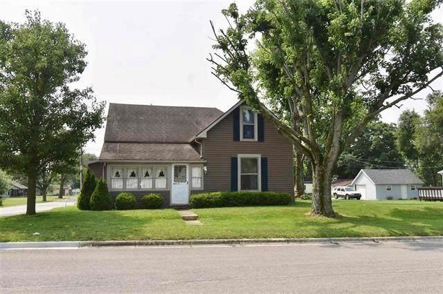 609 E Harris Street, Eaton, IN 47338 (MLS #21805060) :: The ORR Home Selling Team
