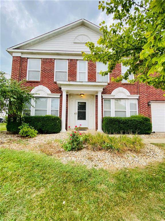 9808 Split Rock Way, Indianapolis, IN 46234 (MLS #21805692) :: Mike Price Realty Team - RE/MAX Centerstone