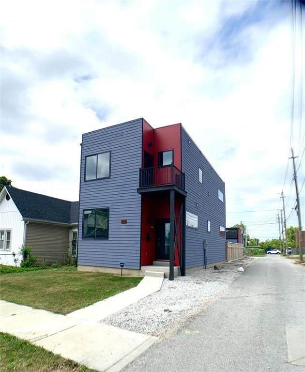 1116 Dawson Street, Indianapolis, IN 46203 (MLS #21806310) :: Pennington Realty Team
