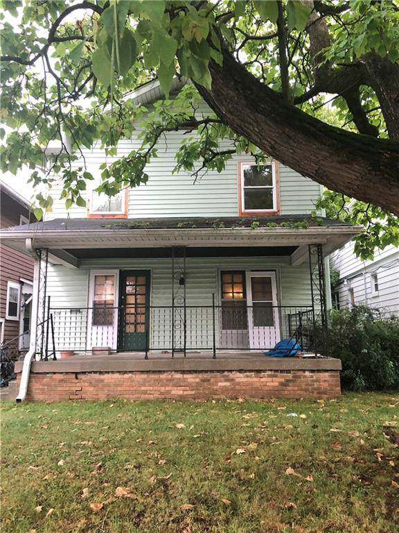3175 N Capitol, Indianapolis, IN 46208 (MLS #21808956) :: Mike Price Realty Team - RE/MAX Centerstone
