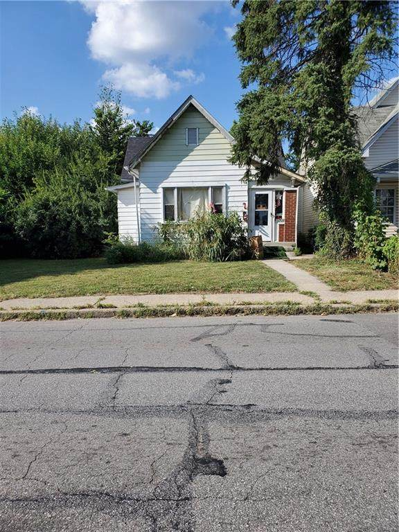 1114 W 29th Street, Indianapolis, IN 46208 (MLS #21809122) :: Pennington Realty Team