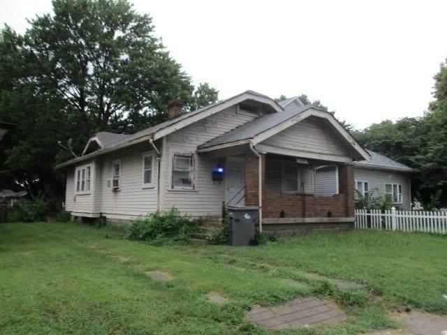 1070 N Tibbs Avenue, Indianapolis, IN 46222 (MLS #21809242) :: Pennington Realty Team