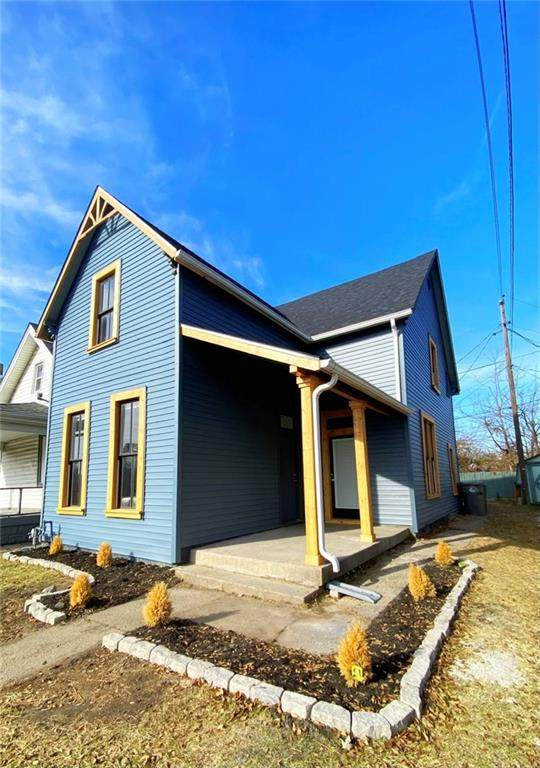 538 Prospect Street, Indianapolis, IN 46203 (MLS #21809578) :: AR/haus Group Realty