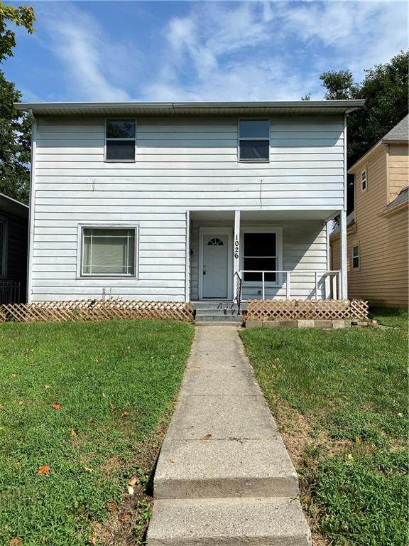 1026 W 32ND Street, Indianapolis, IN 46208 (MLS #21809963) :: Mike Price Realty Team - RE/MAX Centerstone