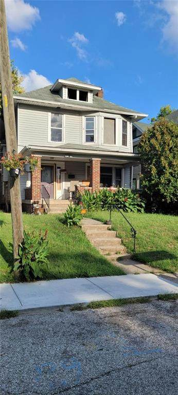 3141 N New Jersey Street, Indianapolis, IN 46205 (MLS #21810330) :: The Evelo Team