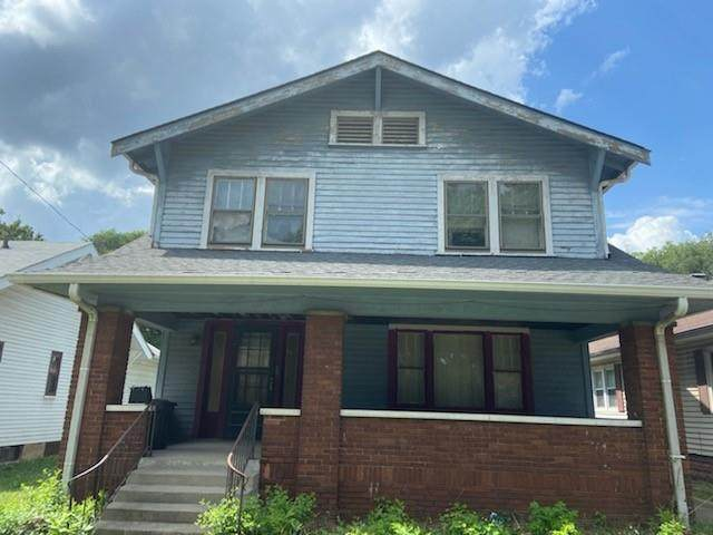 3860 Winthrop Avenue NE, Indianapolis, IN 46205 (MLS #21810925) :: Mike Price Realty Team - RE/MAX Centerstone