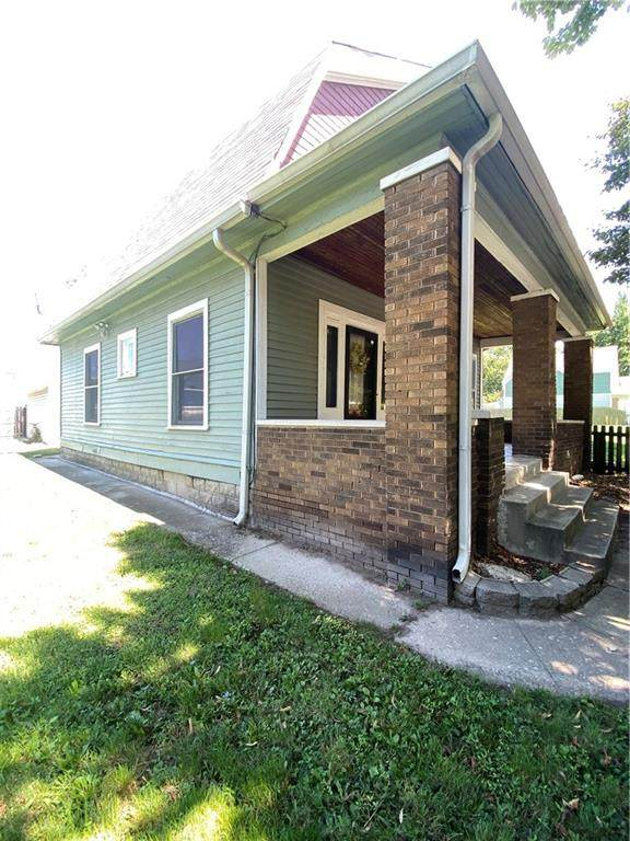 1434 E 10TH Street, Indianapolis, IN 46201 (MLS #21811239) :: AR/haus Group Realty