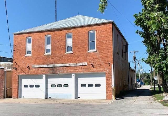 722 Harrison Street, Hope, IN 47246 (MLS #21811684) :: Pennington Realty Team