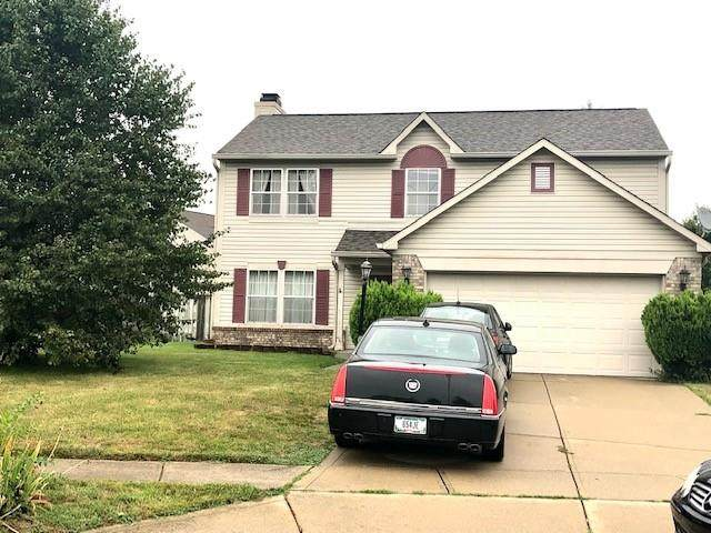 6169 Morning Dove Drive, Indianapolis, IN 46228 (MLS #21811844) :: Dean Wagner Realtors